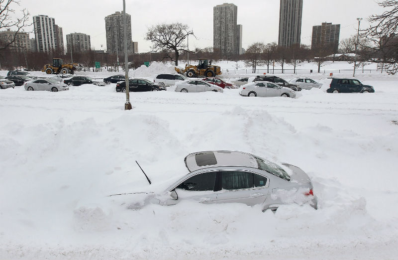 The History of Winter in Chicago: It Could Be Worse (And ...