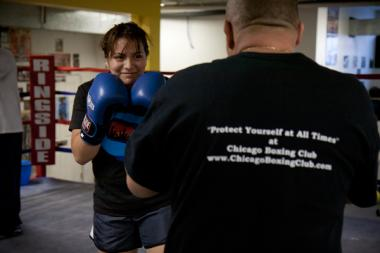 The Chicago Youth Boxing Club opened in 2006 as an alternative to gang violence and drug activity for kids growing up in inner-city Chicago.