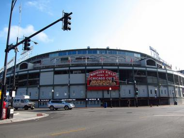 The Cubs unveiled big plans for the Friendly Confines at a neighborhood meeting Tuesday evening.