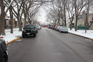 Several streets throughout the 45th Ward chosen by voters will be repaved with money from Ald. John Arena's budget.