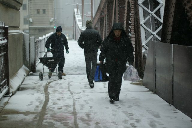 <p>&quot;Brutal winters&quot; is one reason Chicago is ranked fourth on Forbes&#39; &quot;List of America&#39;s Most Miserable Cities,&quot; for 2013</p>