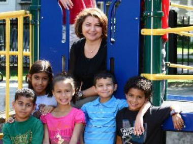 Disney II Magnet Elementary, led by Principal Bogdana Chkoumbova, is adding a high school.