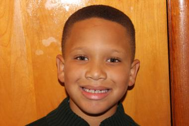 Samuel Love, 9, is organizing a citywide toy drive to benefit children in New York affected by Hurricane Sandy.