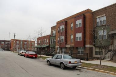 A special taxing district is being dissolved by the city after it failed to generate any revenue to redevelop former public housing units at Hansberry Square of Legends South, the former Robert Taylor Homes.