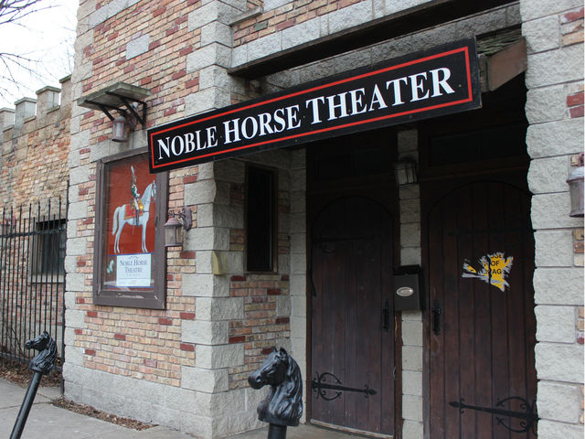 <p>The horses belonged to Noble Horse Theatre, 1410 N. Orleans St.</p>