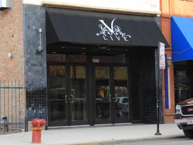 VLive, 2047 N. Milwaukee Ave., is currently going through the city's public nuisance process, putting its liquor license in jeopardy.