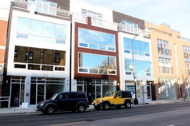 <p>Five properties in a nine-unit luxury complex at 1864-70 N. Damen Ave. found new owners from Jan. 20 to Feb. 10.</p>