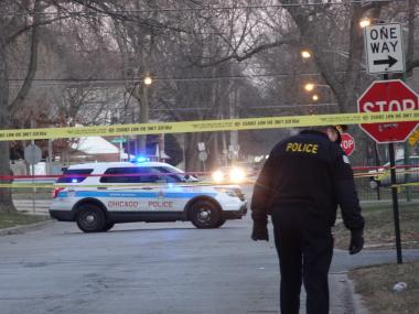 A 19-year-old man was fatally shot about 2:30 p.m. near the intersection of South Union Avenue and West 123rd Street, police said.