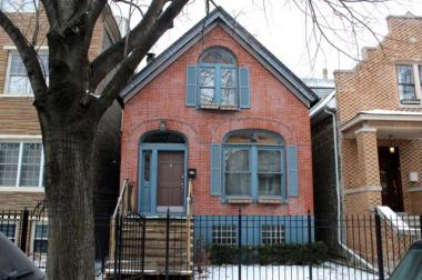 This 3-bed, 2-bath home at 2325 W Dickens Ave. in Bucktown sold in just one day for $485,000 (Jan.11), according to Realtor Eva Bergant's blog.
