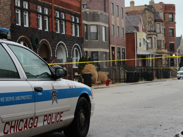 <p>About 2:30 p.m. Tuesday, a male and female teenager were shot in the 4500 block of South Oakenwald Avenue and taken to Comer Children&#39;s Hospital, Chicago Fire Department officials said. The female later died, according to the Cook County Medical Examiner&#39;s Office.</p>