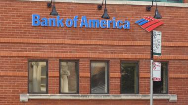 The Bank of America at 2401 N. Clark St. was robbed Saturday, Jan. 5, 2013.