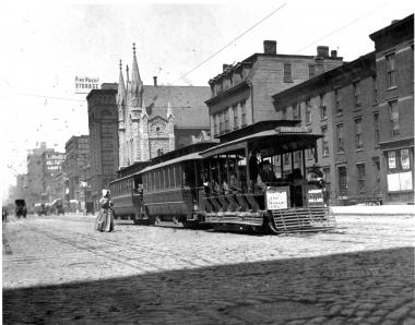 "Greg Borzo spent months tracking down archival photos of cable cars' heyday in Chicago. Check out highlights from his book, ""Chicago Cable Cars."""
