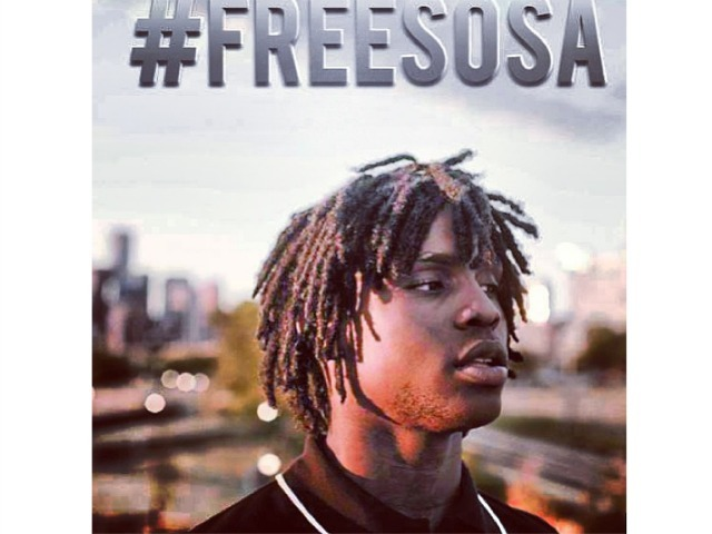 <p>Chief Keef&#39;s associate Capo&nbsp;tweeted out this photo to his 6,000-plus followers after the rapper was sent to jail on charges of violating his probation Tuesday.</p>