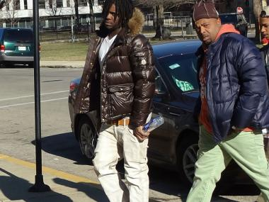Cozart appeared Jan. 2 at Cook County Juvenile Court as prosecutors argued that he should be locked up for failing keep in contact with his probation officer. He was met by police while at a suburban Northbrook home.