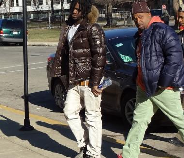 "Keith Cozart, aka ""Chief Keef"" was called into court Jan. 2 for failing to keep in touch with his probation officer."