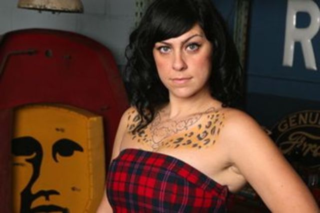 <p>Danielle Colby, 37, plays herself on the History Channel&#39;s &quot;American Pickers&quot; reality TV show. She serves as the office manager for Mike and Frank, two traveling &quot;pickers&quot; always in search of the next hidden treasure.</p>