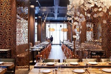 Embeya at 564 W. Randolph St. is one of many Chicago spots participating in 2013 Restaurant Week.