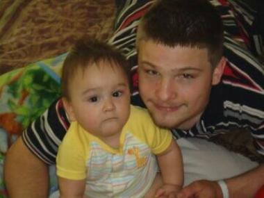 Family described Gino Angotti, who was shot to death Tuesday, as a hard-working man who lived for his young children.