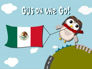 "The ""Gus on the Go"" app features ""Gus,"" an owl co-created by Bronzeville resident Alice Zhao."