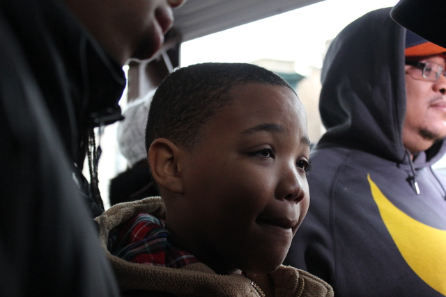 <p>Hadiya Pendleton&#39;s little brother, Nathaniel Pendleton Jr. said he hoped his sister&#39;s killer would go to jail at a news conference after the shooting.</p>