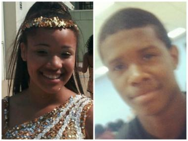 Hadiya Pendleton, 15, and Lawrence Sellers, 17 were shot at Vivian Gordon Harsh Park Tuesday afternoon. Hadiya, an honor student who recently attended President Obama's inauguration, died in the shooting.