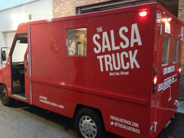 The Salsa Truck is trying to bridge the old food-truck ways with new regulations by constructing its own commissary to deal with waste disposal.