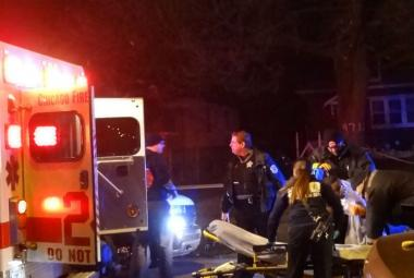 One man was killed and at least ten others were wounded in gun violence throughout Chicago early Tuesday, police said.