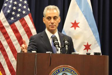 Mayor Rahm Emanuel proposed padding jail time for gun violations.