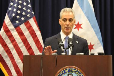 "Mayor Rahm Emanuel expressed ""anger"" and ""frustration"" over the two cases of police misconduct."