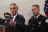 Rahm Emanuel to Put More Desk-Duty Officers on the Street