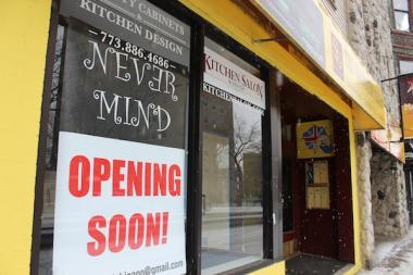 Never Mind Boutique plans to move to 3240 N. Clark St., owner Jina Park said.
