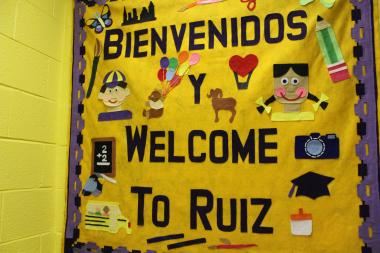 Ruiz Elementary is increasing school security.