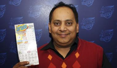 Illinois Lottery winner Urooj Khan died July 20, just before he could collect his $1 million jackpot.