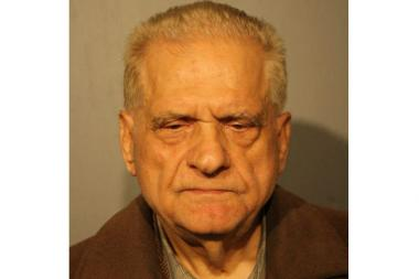 William Papagianis is accused of lewd acts on the CTA.