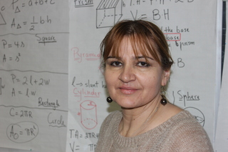 Albania Math Teacher
