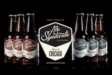 Ale Syndicate began rolling out its new brews last week.