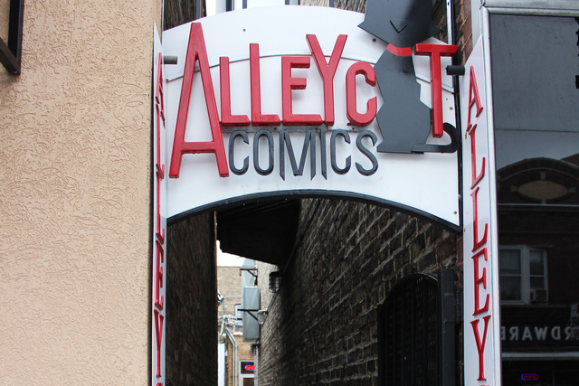 <p>Alleycat opened in May 2011 in Andersonville.</p>