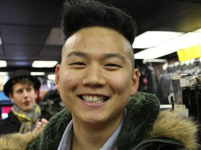 <p>Andy Pyo, 25, of Andersonville, is confident that the house will pass the gay marrage bill, and a greater likelihood of national marriage rights will follow.</p>