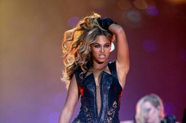 Beyonce performs at the Super Bowl on Sunday. She'll be at the United Center in Chicago July 17.