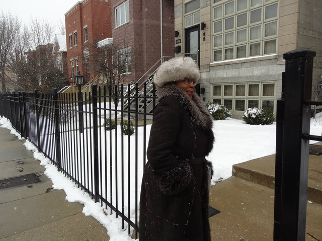 <p>Bonita O&rsquo;Bannion, a retired CPS teacher administrator, said she keeps tabs on what happens on her block.</p>