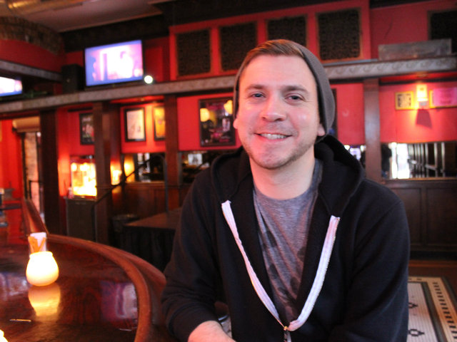 <p>&quot;There&#39;s definitely more work to be done...but this is a reason to celebrate.&quot;said Brendan Chrisman, 32, a general manager at Roscoe&#39;s bar in Boystown.</p>