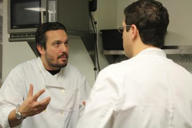 Chef Fabio Viviani opens Siena Tavern in River North.