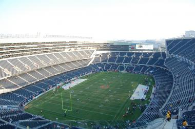 Ticket prices for the 2013 Chicago Bears season mean the 10th price increase in 11 years.