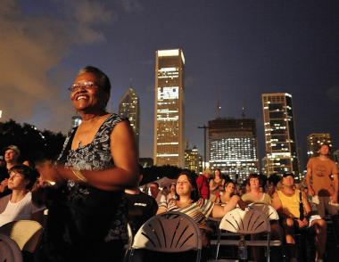 After budget cuts forced the Chicago Blues Festival to shrink in 2009, it's moving back to four days this year — with an opening night celebration in Millennium Park.