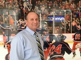 St. Rita Hockey Coach Looks to Retire on Top with State Championship