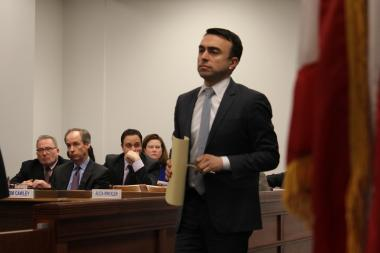 "City Public Health Commssioner Dr. Bechara Choucair called improved sex education ""an absolute imperative."""