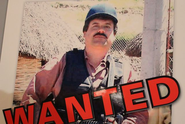 <p>The Chicago Crime Commission named Joaquin &quot;El Chapo&quot; Guzman Loera its Public Enemy No. 1</p>