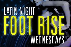 Foot Rise:  A Weekly Latin Dancing Event