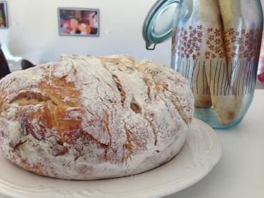 Fritz Pastry in Lakeview offers customers a monthly bread subscription.