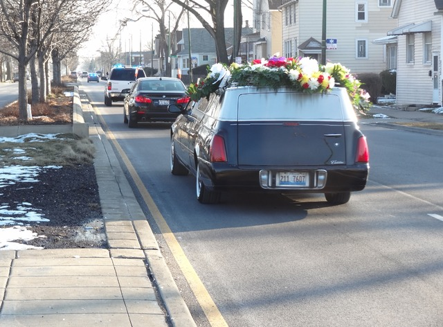 <p>The funeral procession for Hadiya Pendleton spanned 10 blocks.</p>
